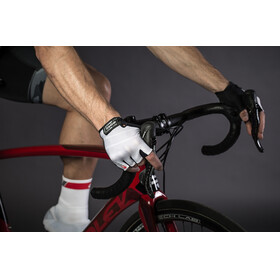 GripGrab Rouleur Short Cycling Gloves White
